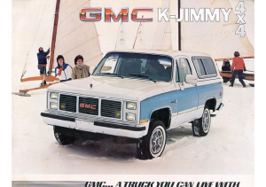 1985 GMC Jimmy