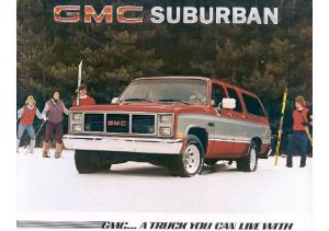 1985 GMC Suburban
