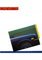 1986 Chevrolet Chevette