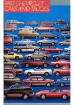 1987 Chevrolet Full Line v1