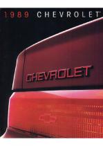 1989 Chevrolet Full Line