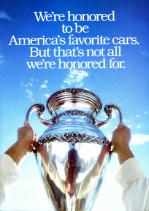 1991 Chevrolet Full Line
