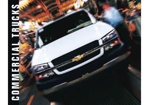 2003 Chevrolet Commercial Trucks