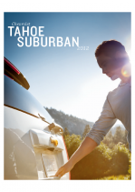 2012 Chevrolet Tahoe-Suburban