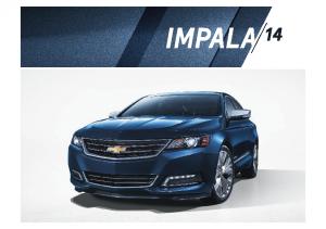 2014 Chevrolet Impala V1