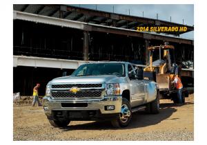 2014 Chevrolet Silverado HD