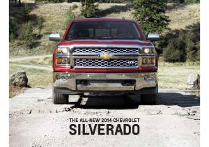 2014 Chevrolet Silverado Intro
