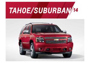 2014 Chevrolet Tahoe-Suburban