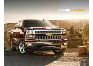 2015 Chevrolet Silverado Pre 2015