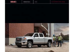 2015 GMC Commercial