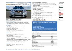 2017 Chevrolet Police
