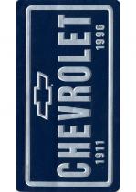 Chevrolet 1911-1996 History