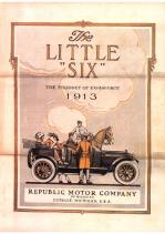 1913 Chevrolet Litttle Six
