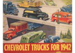 1942 Chevrolet Trucks