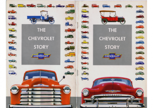 1950 The Chevrolet Story