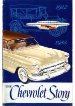 1953 Chevrolet Story