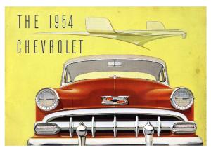 1954 Chevrolet Cars