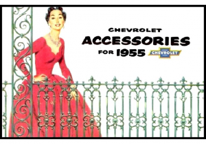 1955 Chevrolet Accessories