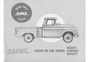 1955 GMC Cab