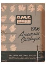 1956 GMC Accessory Catalog