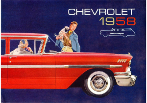 1958 Chevrolet Wagons