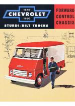 1960 Chevrolet Fwd Ctrl Trucks
