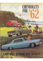 1962 Chevrolets