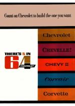 1964 Chevrolet Full Line