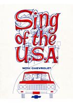 1964 Chevrolet Song Book