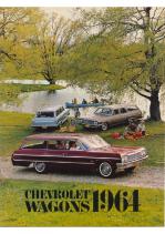 1964 Chevrolet Wagons