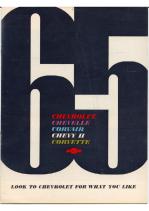 1965 Chevrolet Full Line