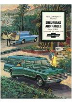 1967 Chevrolet Suburban-Panel