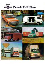 1969 Chevrolet Full Truck Line
