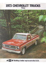 1973 Chevrolet Pickups