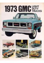1973 GMC Light Duty Trucks