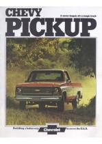 1974 Chevrolet Pickups