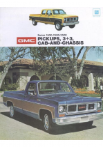 1974 GMC PIckups