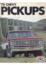 1975 Chevrolet Pickups