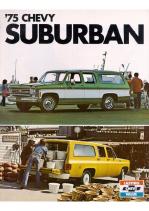 1975 Chevrolet Suburban Folder