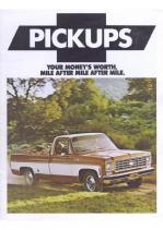 1976 Chevrolet Pickups