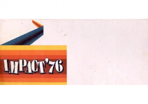 1976 GMC Suburban Impact