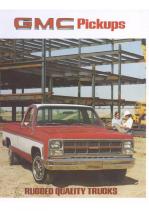 1980 GMC Pickups