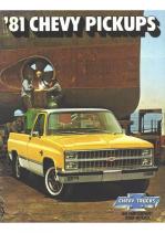 1981 Chevrolet Pickups