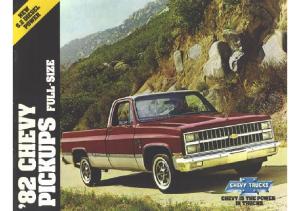1982 Chevrolet Pickups