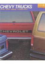 1990 Chevrolet Trucks Volume 1