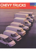 1990 Chevrolet Trucks Volume 3