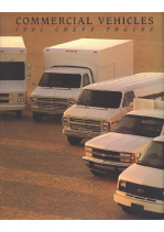 1991 Chevreolet Commercial Vehicles