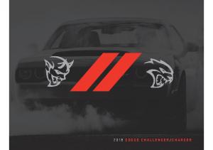 2018 Dodge Car Book