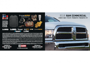2018 Ram Commercial Brand Saver