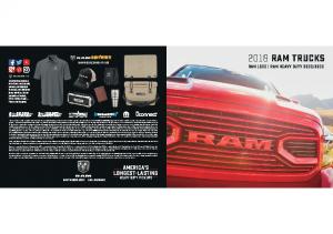 2018 Ram Retail Brand Sarver